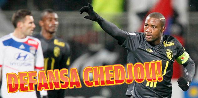Defansa Chedjou iddiası