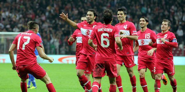 Macaristan maçı Saracoğlu'nda