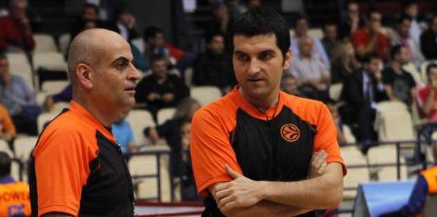 Olympiacos - Laboral maçını Rüştü Nuran yönetecek