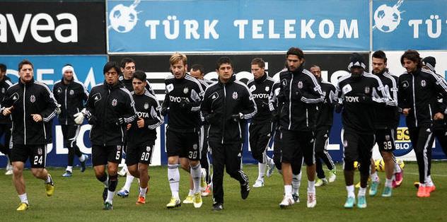 Beşiktaş, Sivasspor maçına hazır