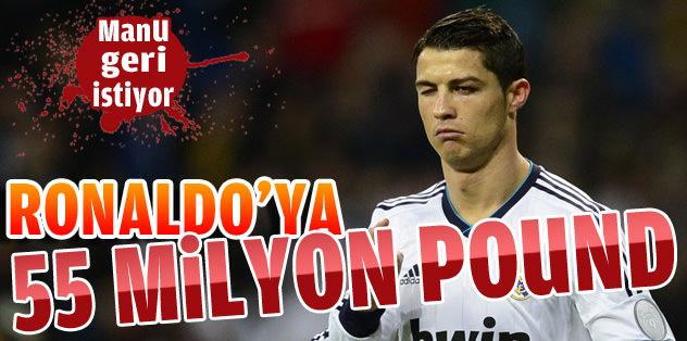 Ronaldo, ManU yolunda