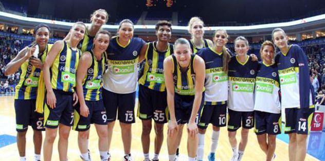 Fenerbahçe Sekizli Finallere kaldı!