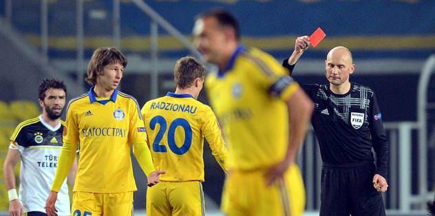 BATE Borisov 'dalya' dedi