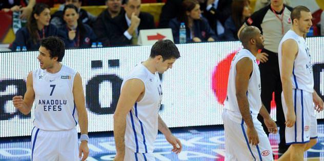 Anadolu Efes'in konuğu CSKA