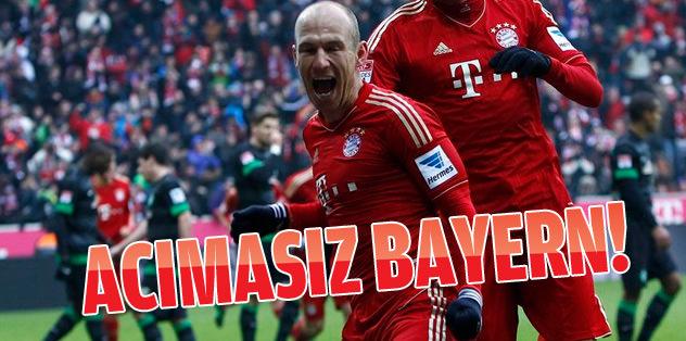 Acımasız Bayern!