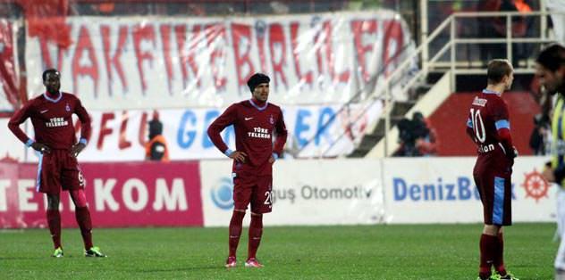 Tarihin en kötü Trabzonspor'u