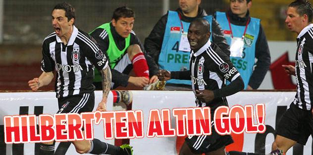 Roberto Hilbert'ten altın gol!