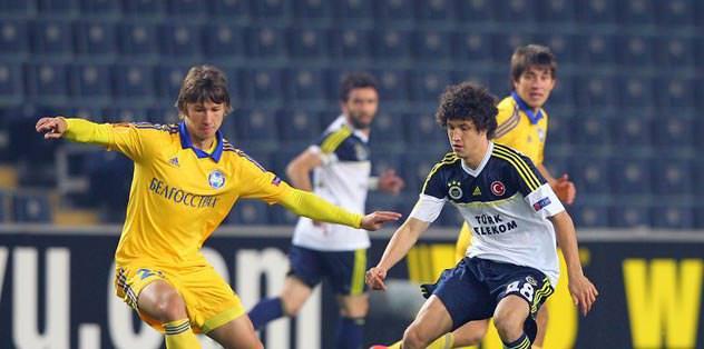 UEFA'dan Salih'e övgü