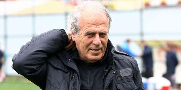 """Mustafa Denizli: """"İyi bir galibiyet aldık"""""""