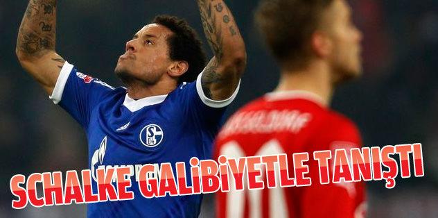 Schalke 04 havaya girdi!