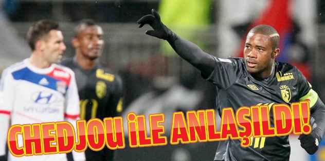 Galatasaray,  Chedjou ile anlaştı iddiası!