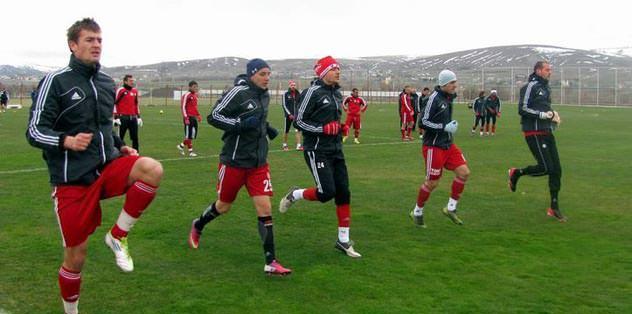 Sivasspor'da tam 5 eksik!