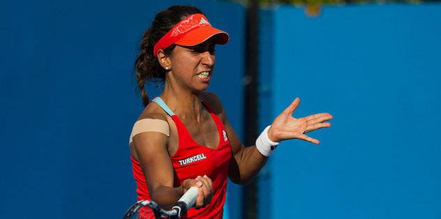 Milli tenisçi Malezya Açık Turnuvası'nda