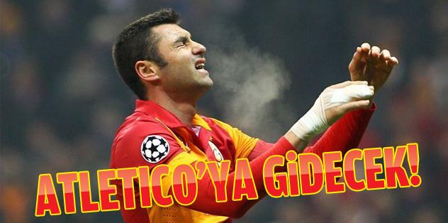 "Kahin ""Atletico Madrid"" dedi"