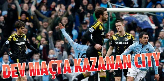 Haftanın maçında kazanan City oldu!