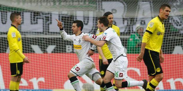 Dortmund'a çelme!