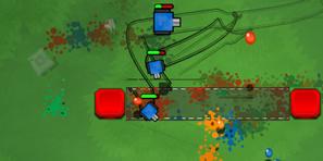 Renkli Tanklar