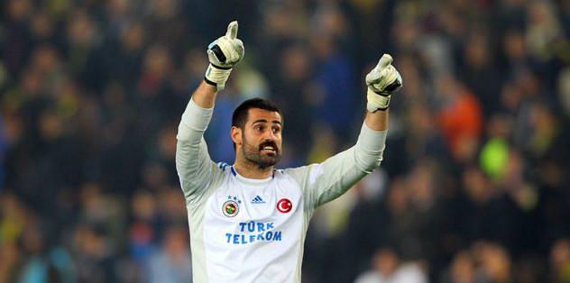 Volkan 4 maç sonra gol yedi