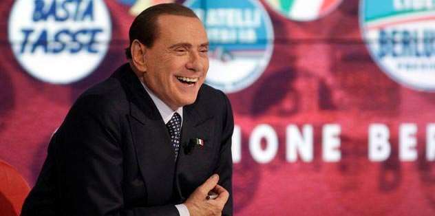 Çileğin babası Berlusconi'ymiş
