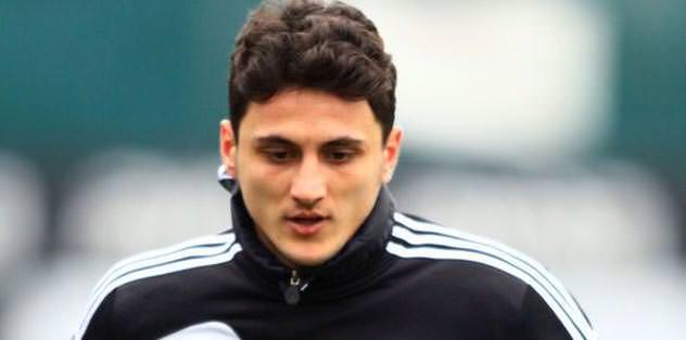 Mustafa Pektemek takımla birlikte çalıştı
