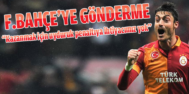 Riera'dan Fenerbahçe'ye taş!