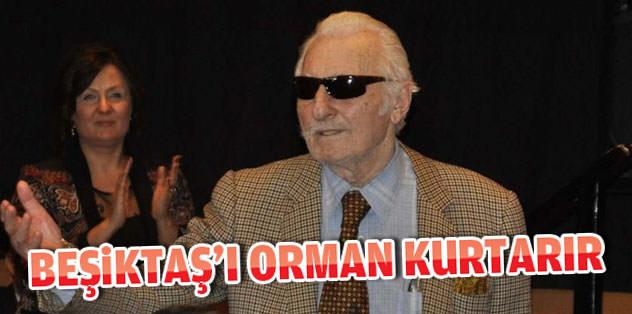 Orman yönetimi Beşiktaş'ı kurtarır