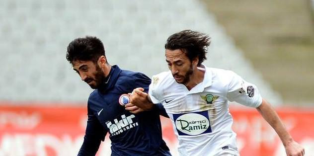 Bilal Kısa 18. golünü attı