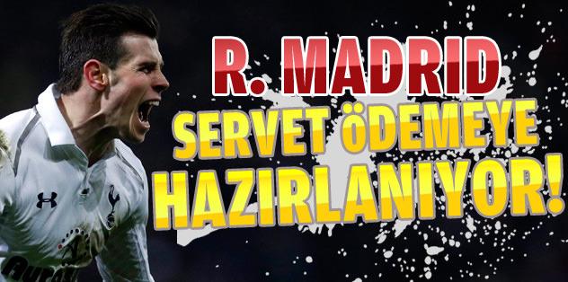 Real'den Bale atağı