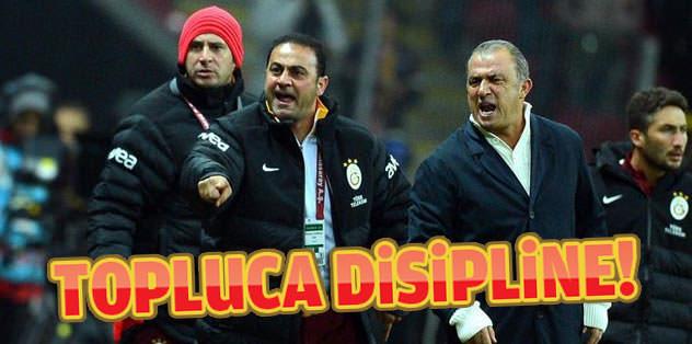 Topluca disipline