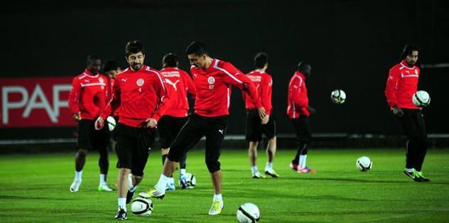 Antalyaspor ile 37'nci randevu
