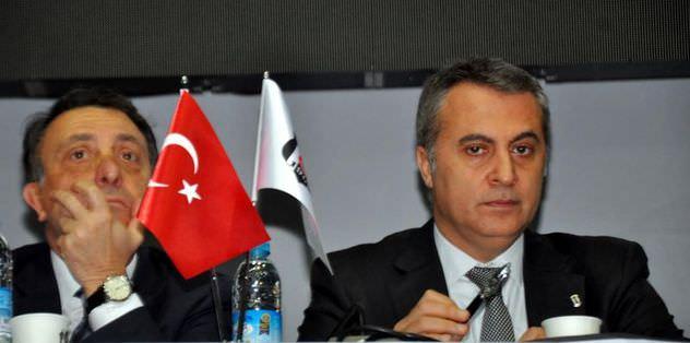 Beşiktaş'tan stratejik işbirliği anlaşması