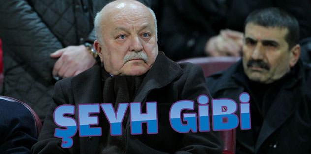 Galatasaray 'şeyh' gibi!