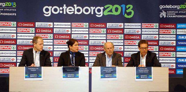 Avrupa Salon Atletizm Şampiyonası başladı