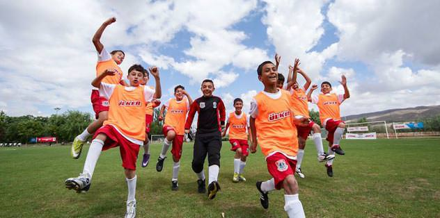 TFF ile Ülker futbol için el ele