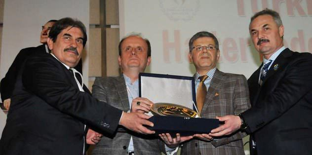 Yeni başkan Tamer Taşpınar