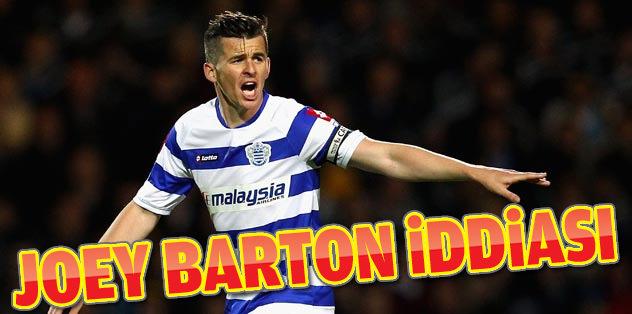 Melo'nun yerine Barton