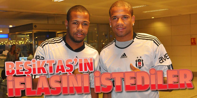 Beşiktaş'ın İflası istendi