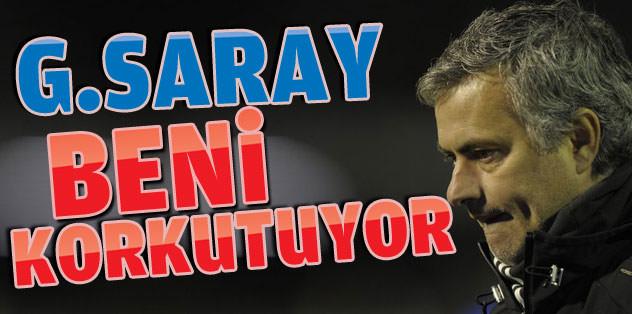 Galatasaray beni korkutuyor