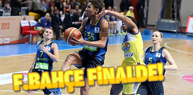 Fenerbahçe,  Euroleague'de finale kaldı!