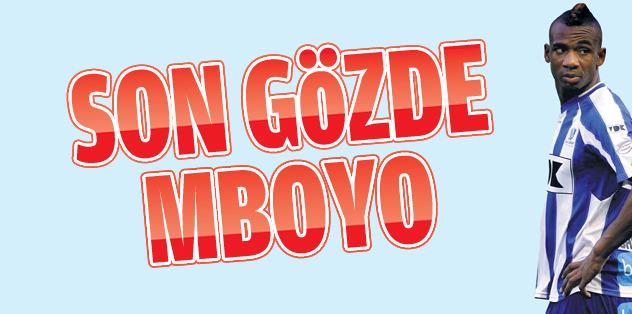 Son gözde Mboyo