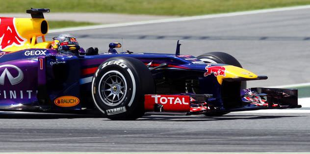 Malezya'da zafer Vettel'in