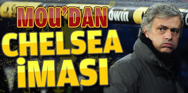Jose'den Chelsea iması