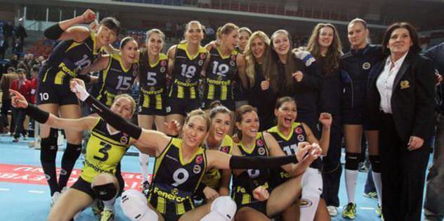Fenerbahçe, Ereğli Belediye'yi 3-1 mağlup etti!