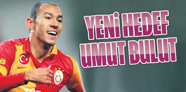 Trabzonspor'da hedef Umut Bulut