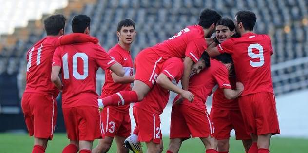 Portekiz'i devirdik: 2-1