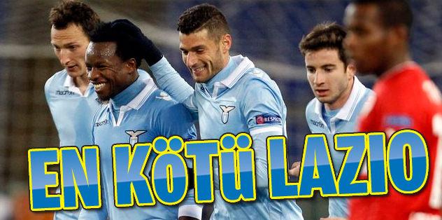 Son 24 sezonun en kötü Lazio'su