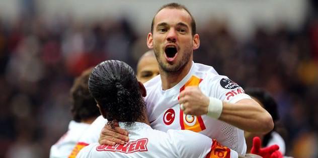 Sneijder, Bernabue'ya yetişsin