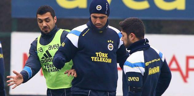 Gökhan'ın yerine Mehmet Topuz