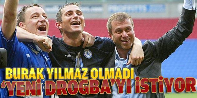 Abramovich, 'Yeni Drogba'yı istiyor