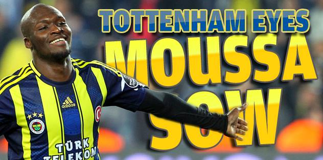 Tottenham wants to sign Moussa Sow